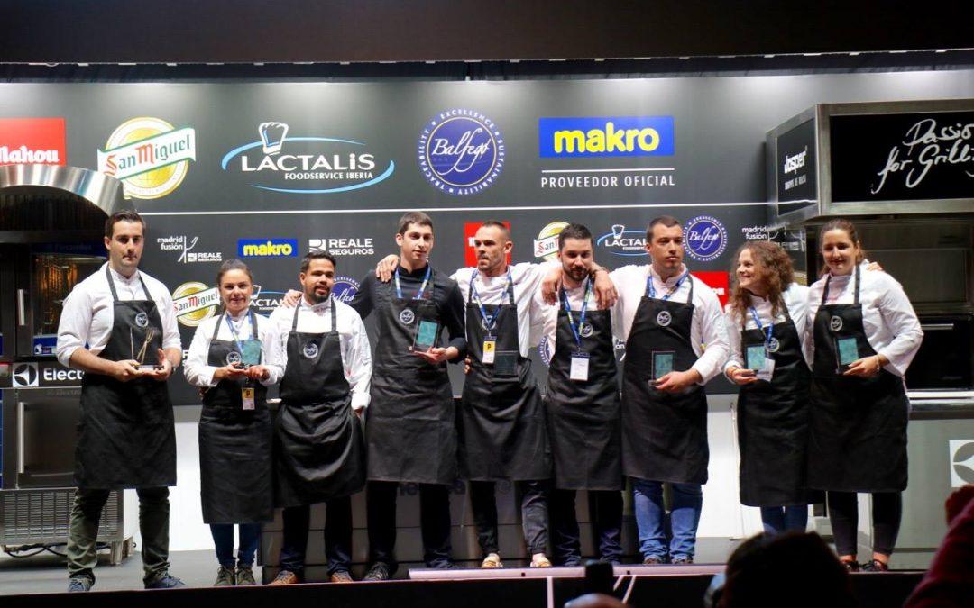 Rafel Muria seleccionado para Chef Revelación Madrid Fusión 2019