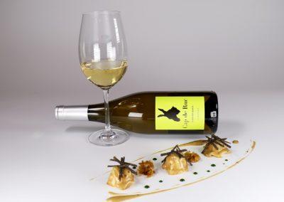 Ravioli de cigala con foie y trufa RAFEL MURIA - 1 (9)