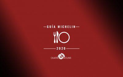 Quatre Molins, en la Guía Michelin 2020